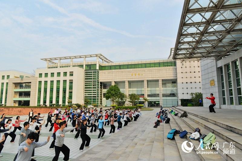 广州中医药大学图书馆 来一场彻底开放的阅读图片