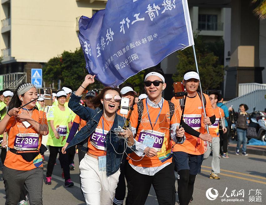 2016阳江海陵岛环岛国际马拉松赛隆重举行