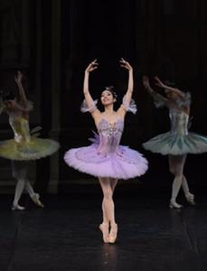 立陶宛国家歌剧院芭蕾舞团演绎《睡美人》