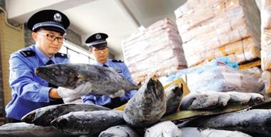 走私三文鱼案值超6亿元  大数据挖出走私大案