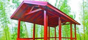 清远连州瑶安百里画廊生态旅游木屋亮相