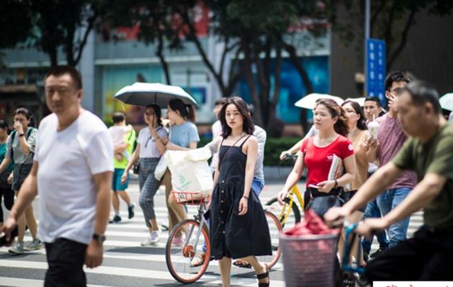 立夏已过 广州开启高温模式