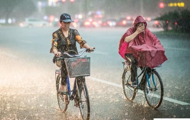昨日暴雨宣告广东正式入汛