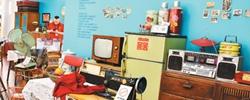 """&nbsp过去40年风云变幻,电视机、冰箱和洗衣机是小康家庭的标配。如今,""""老三样""""变了新模样,见证着中国制造、中国品牌的成长历程。"""