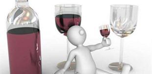 每周饮酒别超过10杯