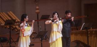 绿色竹乐音乐会在京举行