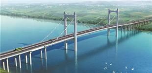 东莞港湾大桥年内动工 预计2021年完工     东江南支流港湾大桥将于今年内动工,预计2021年完工。建成后,它将是继虎门大桥、虎门二桥后又一个重要亮点景观工程。