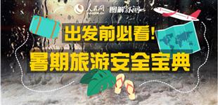 """汛期、暑期、旅游高峰期""""三期叠加"""",须防范出游风险。现奉上实用宝典,供参阅。"""