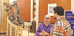 国际雪豹保护大会在深圳开幕
