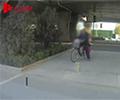 不合格的父亲        山东一名中年男子骑自行车带一名七八岁小女孩闯红灯过马路。辅警鸣哨警告,男子继续强行通过路口并对辅警辱骂、殴打。