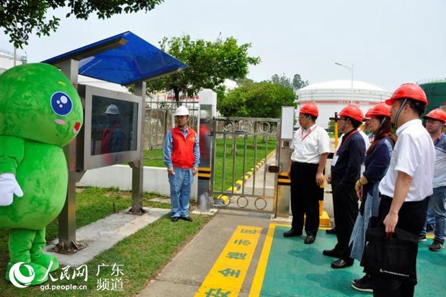中国石化销售华南分公司:绿色智能管道显魅力