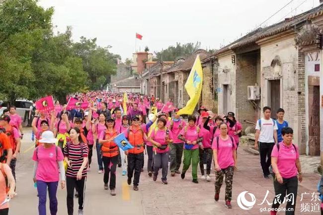 """2019广州""""体育三下乡""""活动在花都举行"""