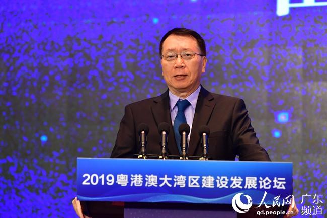 香港科技大学经济系原系主任雷鼎鸣:粤港澳大湾区将发挥示范引领作用