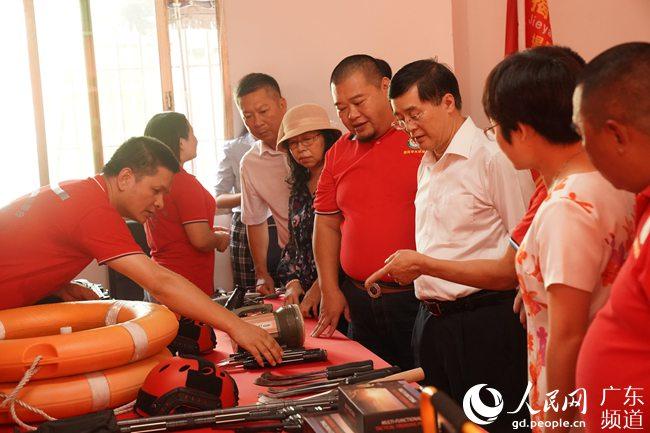 广东:宪法在心中实施见成效