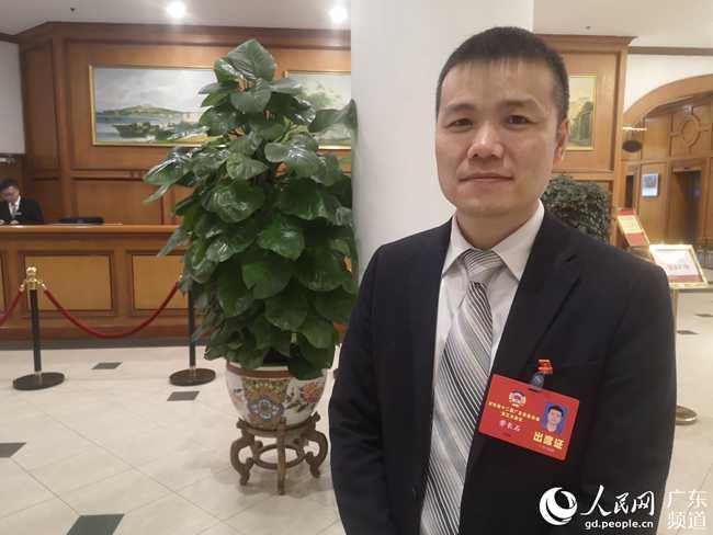 广东省政协委员劳长石:完善大湾