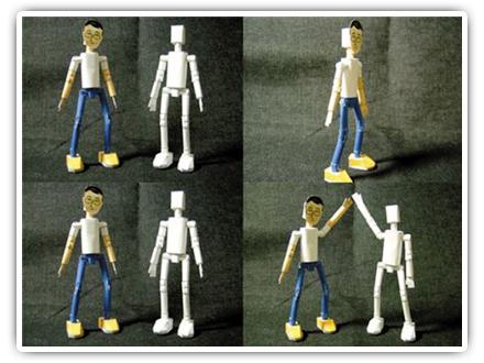 芭比折纸鞋子步骤图