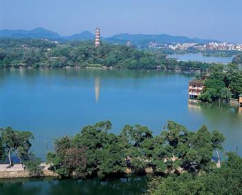 (原创)惠州西湖访东坡 - 流泉 - mochh2008的博客
