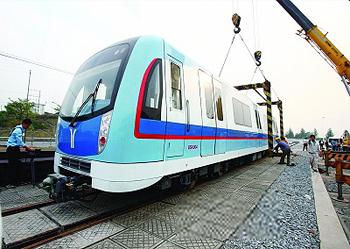 青岛地铁一期工程(3号线)火车北站c1区主体结构施工方案