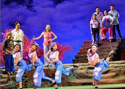 网,客家音乐网山歌剧是新中国成立后在客家山歌及客家民俗 民间艺图片