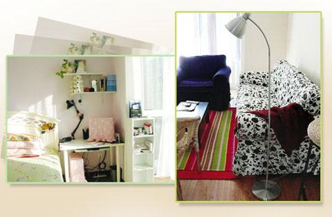 装修效果图客厅 主题 小户型装饰中最潮的n种风尚
