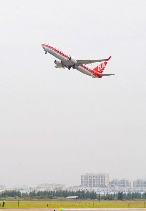 北京到运城的飞机