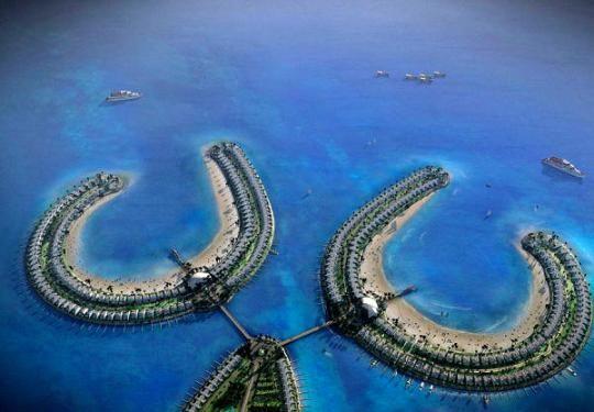 """波斯湾/岛国巴林:镶嵌在波斯湾海上的""""珍珠"""""""
